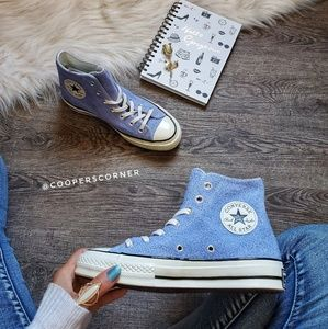 NEW Converse ID Custom Vintage All Star Suede NWT
